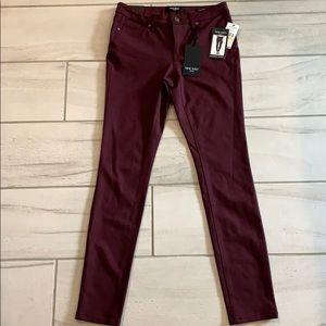 Nine West Gramercy Skinny soft jeans size 4